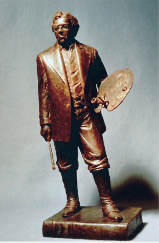 Michel Binette - The Giant NC Wyeth