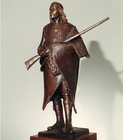 Michel Binette - Chief Tecumseh